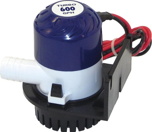 10008 shoreline marine bilge pump 600 gph audiodia  at crackthecode.co
