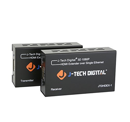 J-Tech Digital ProAV Ultra HD 4K HDMI 4X4 Matrix Switcher 4