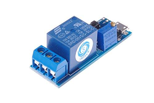 SainSmart USB 4 Channel Relay Automation 5V – AudioDia