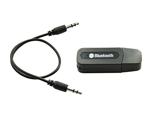 Coodio USB Bluetooth Music Audio Stereo Receiver Fit for Car