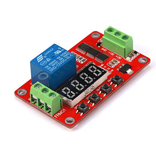 HeroNeo® 12v Home Automation Delay Timer Control Switch