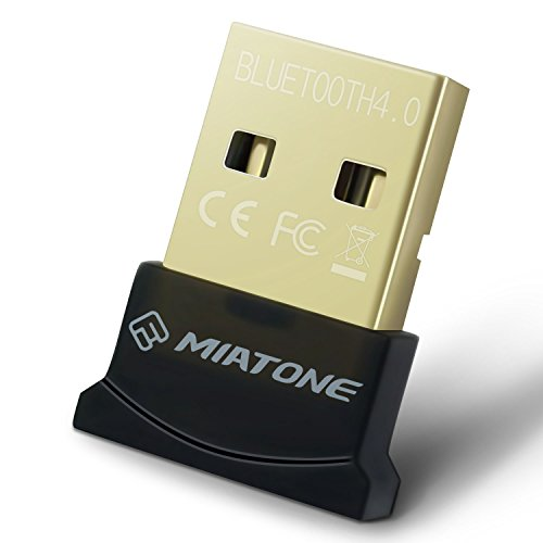 MIATONE Wireless Bluetooth CSR 4 0 USB Adapter Dongle for PC