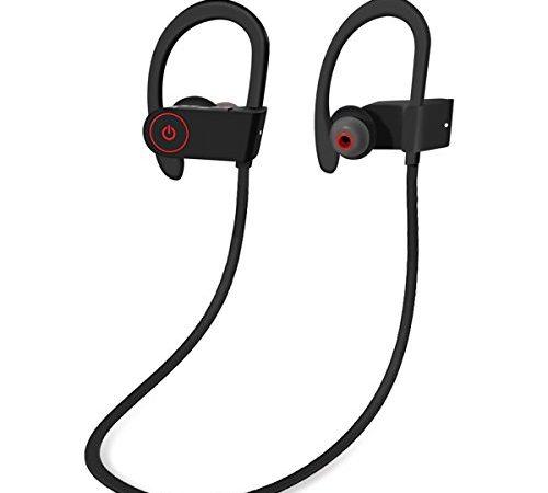 LUOBOD Bluetooth Headphones,Wireless Bluetooth Earbuds V4 1