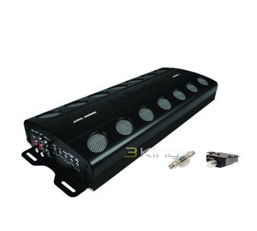 AudioPipe APCL18001D 1800W Class D Monoblock Car Audio